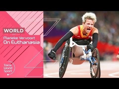 Video - Μαρίκε Βερβόορτ: Η παραολυμπιονίκης που έβαλε τέλος στην ζωή της με ευθανασία