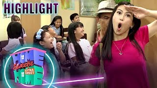 Video Mikee receives compliments for being a good teacher | HSH Extra Sweet MP3, 3GP, MP4, WEBM, AVI, FLV Mei 2019