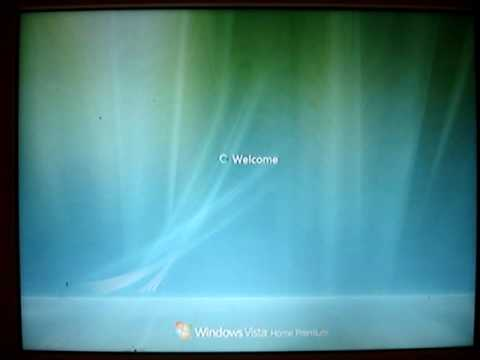 Windows Vista Boot