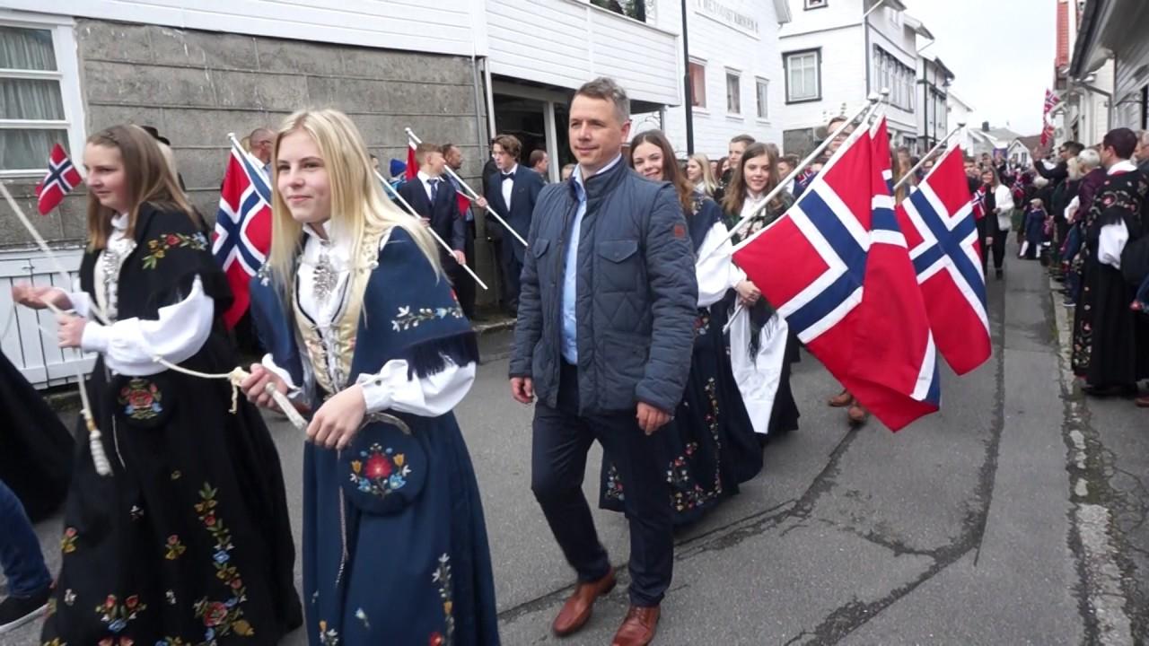 Barnetoget Egersund, 2017