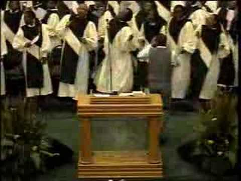 Cooper Temple COGIC-  I've Got The Victory (Groove)