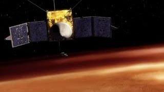 NASA Maven Mars Orbiter
