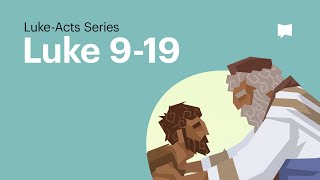 In this video we explore the central part of Luke's Gospel which recounts Jesus' long road-trip to Jerusalem. He continues his...