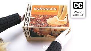 Wärmeschuh 'Sandalon'