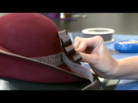 Confectionner soi-même son chapeau: c'est tendance!