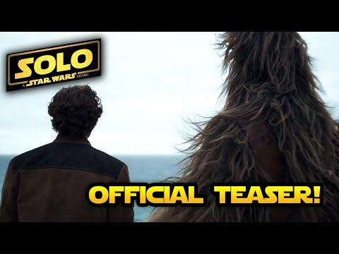 Han Solo Official Movie Teaser Trailer! - New Star Wars Movie 2018! Big Game TV Spot