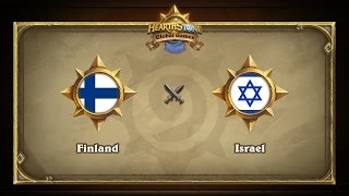 FIN vs ISR, game 1
