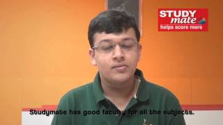 Student Speak – Vipul Garg