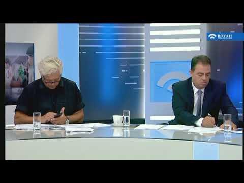 Συζήτηση με τους εισηγητές των κομμάτων για τις ρυθμίσεις του νόμου του Υπουργ.Eργασίας (12/07/2018)