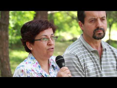 Espanha - Rev. Walter e Sueli Pinheiro