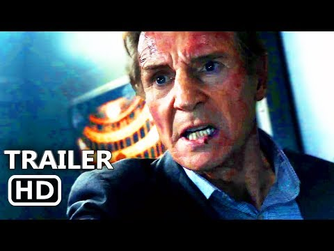 THE CΟMMUTER International Trailer (2017) Liam Neeson, Train Action Movie HD