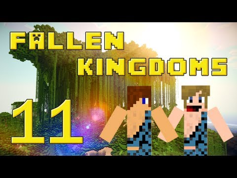 Jour - Le onzième jour de cette nouvelle aventure Fallen Kingdoms avec Siphano & Xef ! La map par Techno : http://www.minecraft-france.fr/2012/05/map-the-tree-of-ka...