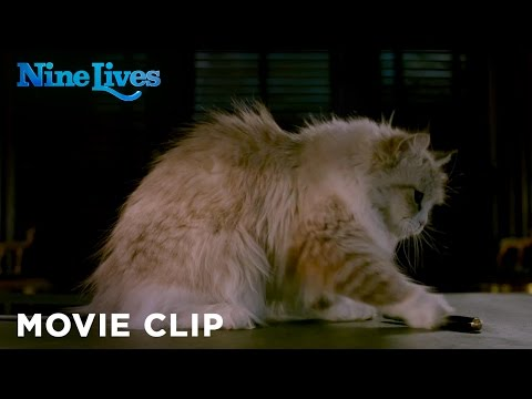 Nine Lives (2016) (Clip 'A Few Words')