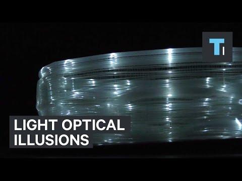 Легкие оптические иллюзии