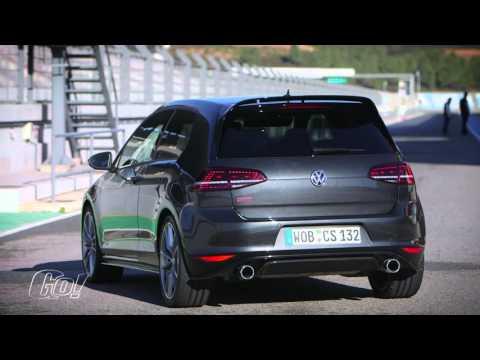 40 Jahre, laute Rohre | VW Golf GTI Clubsport | der Test