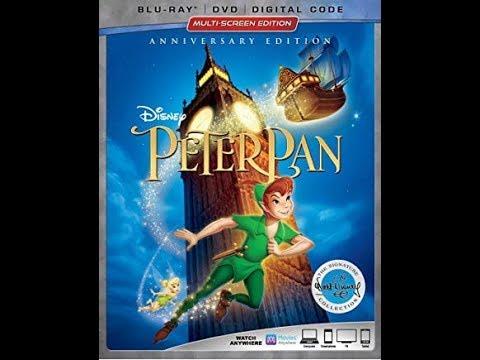 Peter Pan Part 1 || 2018 Cartoon Movie
