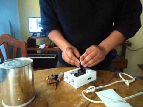 diseño de un paralizador eléctrico de seguridad