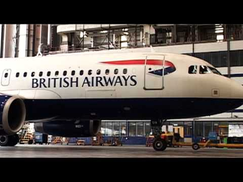 British Airways Engineering: Corporate Promotion
