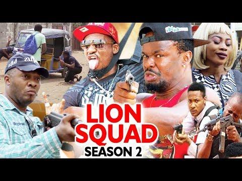 LION SQUAD SEASON 2 - (Zubby Micheal New Movie) 2019 Latest Nigerian Nigerian Nollywood Movie