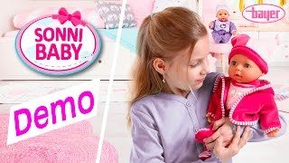 Sonni Baby - Doll - Puppe - Demo - Bayer Design