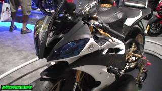 9. Check out this YAMAHA YZF-R6 Super Sportbike