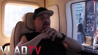 Ice-T: Soulja Boy Diss Wasn't That Personal