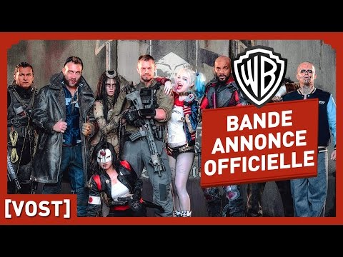 Suicide Squad - Comic-Con First Look [HD]