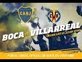 Boca vs. Villarreal en vivo por streaming