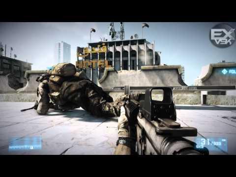 Battlefield 3 - Tu veux un mouchoir? Ramasse ta bave ! [FR][HD]