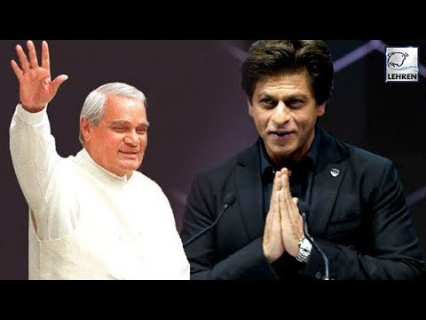 Shah Rukh Khan Shares Heartfelt Note On Former PM