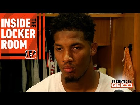 Inside the Locker Room with Tyler Boyd | Week 2 vs. San Francisco