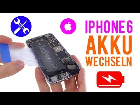 iPhone 6 Akku selber tauschen… unter 23€!