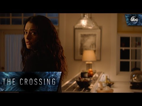 Jude and Reece - The Crossing Season 1 Episode 1