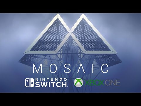 Mosaic Launch Trailer - Out on Nintendo Switch & Xbox One de Mosaic