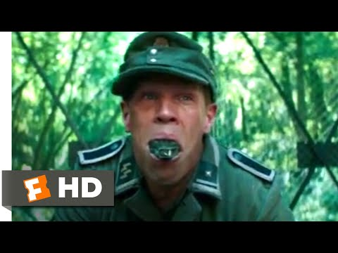 Overlord (2018) - Grenade Surprise Scene (7/10) | Movieclips
