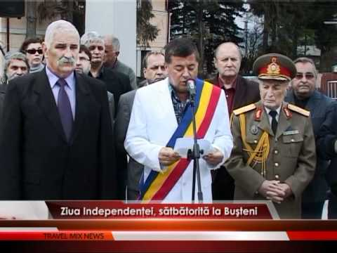 Ziua Independenței, sărbătorită la Bușteni
