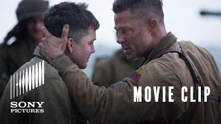 "Nonton FURY Movie Clip: ""I Cant Do It"" - Brad Pitt & Logan Lerman Film Subtitle Indonesia Streaming Movie Download"
