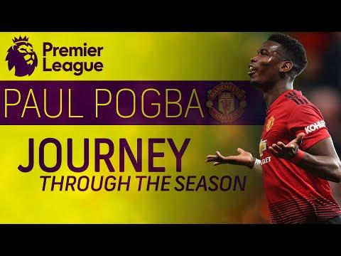Video: Paul Pogba's journey through 2018-2019 season with Man United | Premier League | NBC Sports