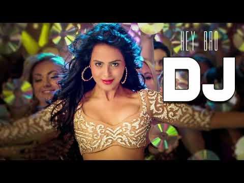 DJ' FULL VIDEO Song | Hey Bro | Sunidhi Chauhan, Feat. Ali Zafar | Ganesh Acharya | T-Series