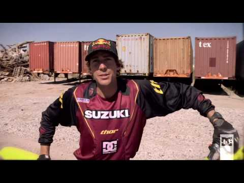0 Travis Pastrana x DC Shoes   The Shoe Bike