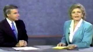WCAU TV Channel 10 Newsbreak (version 3) - 1990