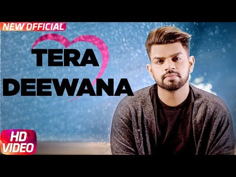 Tera Deewana (Full Video) | Gaurav Bansal | Latest Punjabi Song 2018 | Speed Records