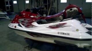 5. 2004 Yamaha Waverunner  XLT 1200 LOT 1063A