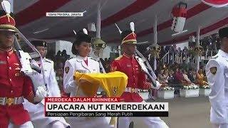 Video FULL 2 Detik-detik Pengibaran Bendera Merah Putih, Paskibraka 2017 - Merdeka dalam Bhinneka MP3, 3GP, MP4, WEBM, AVI, FLV Agustus 2017