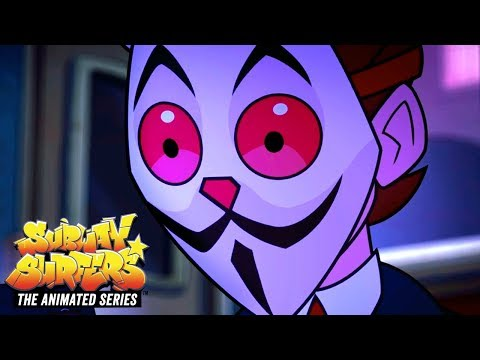 Subway Surfers The Animated Series | Rewind | Frank