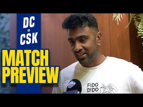 Ravichandran Ashwin Pre-Match Interview   DC v CSK   IPL 2021