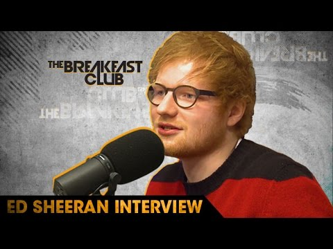 Video Ed Sheeran Freestyles and Talks Quitting Social Media on The Breakfast Club download in MP3, 3GP, MP4, WEBM, AVI, FLV January 2017