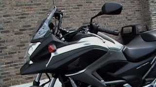 4. Honda Motorcycle NC700X Review 1