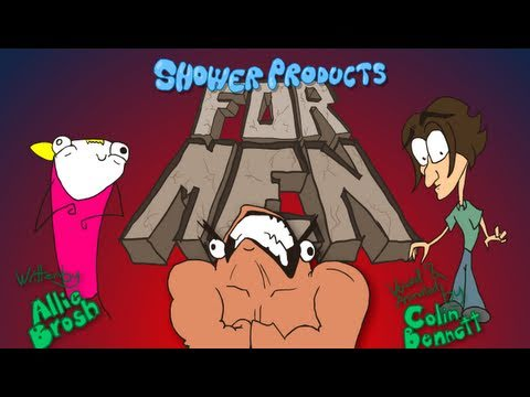 0 Shower Products For Men(NSFW)