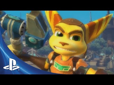 PlayStation® All-Stars Battle Royale - Ratchet & Clank Trailer